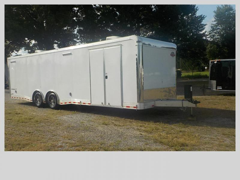 2019 Cargo Mate GAELA8.530TA4 Car / Racing Trailer