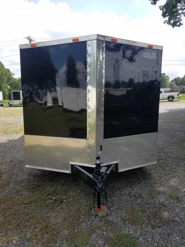 2021 Cynergy Cargo CCL8.5X24TA2 Enclosed Cargo Trailer