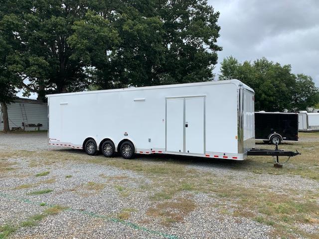 2021 Cargo Mate GAEL8.532TTA4 Car / Racing Trailer