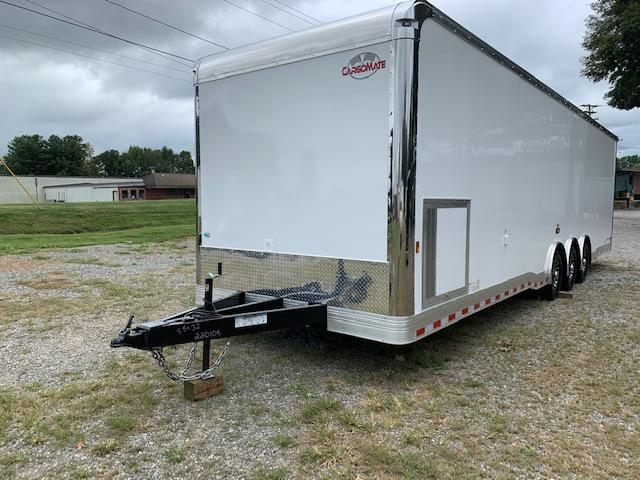 2021 Cargo Mate GAEL8.532TTA4 Car / Racing Trailer