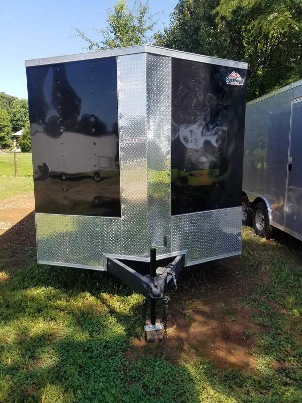 2021 Rock Solid Cargo RS8.5X16TA Enclosed Cargo Trailer