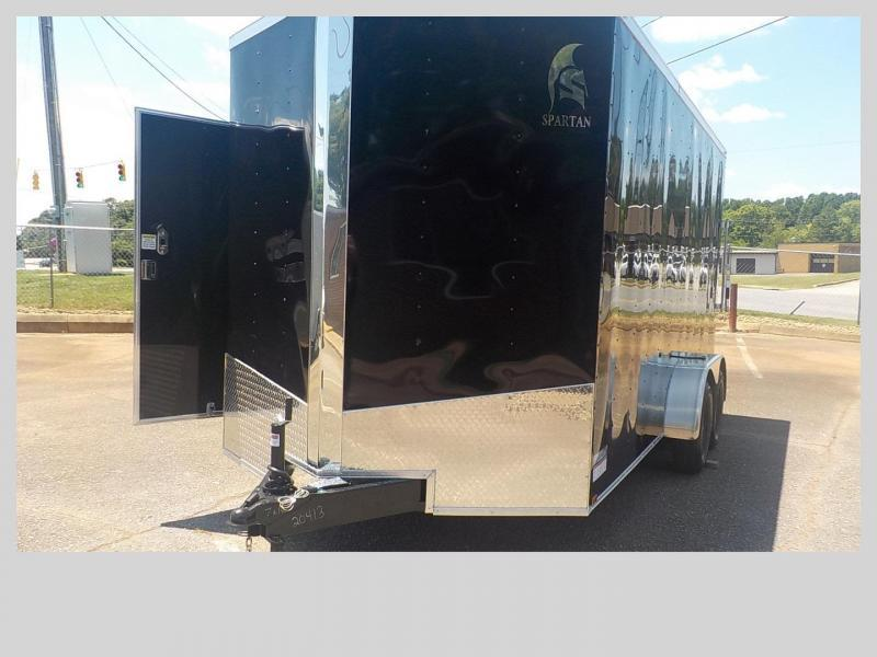 2021 Spartan Cargo SP7X16TA2 Enclosed Cargo Trailer