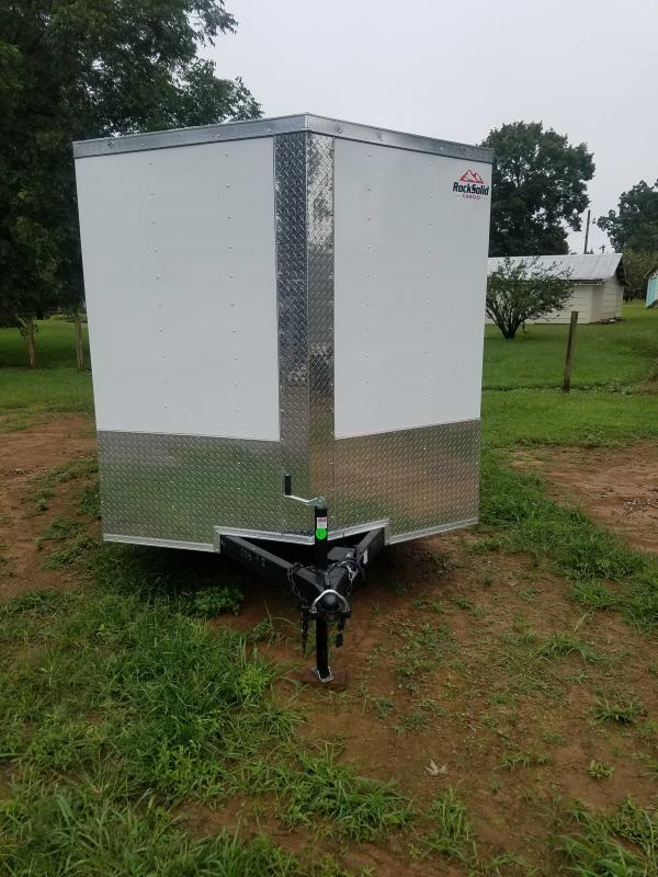 2021 Rock Solid Cargo RS7X14TA Enclosed Cargo Trailer