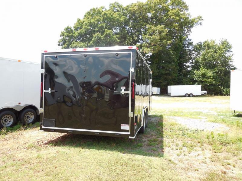 2020 Cynergy Cargo CCL8.5X24TA2 Enclosed Cargo Trailer