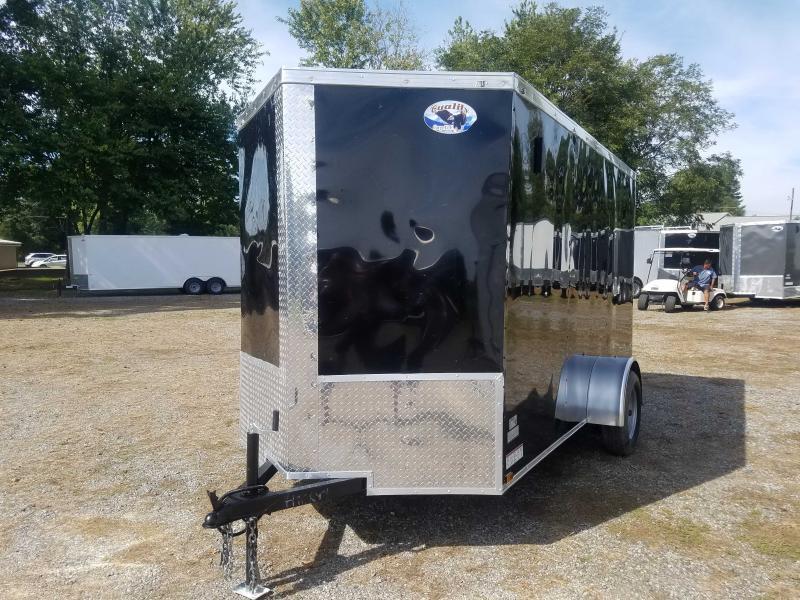 2022 Quality Cargo QC6X12SA Enclosed Cargo Trailer