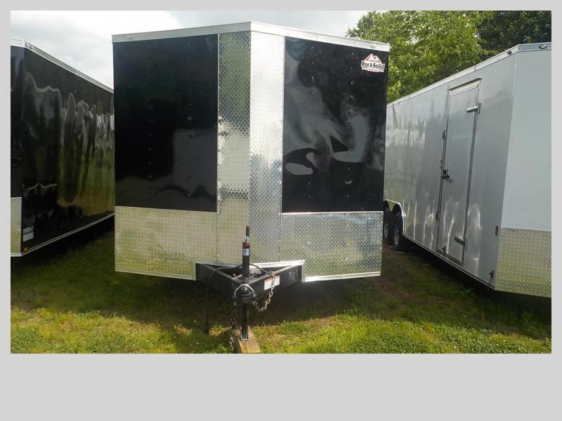 2020 Rock Solid Cargo 8.5X24TA3 Car / Racing Trailer