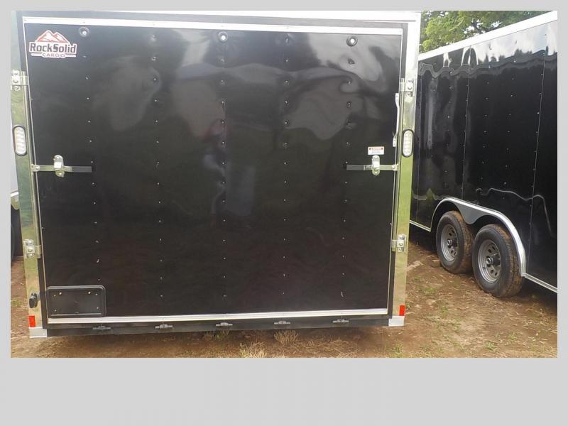2020 Rock Solid Cargo 8.5X24TA3 Car / Racing Trailer