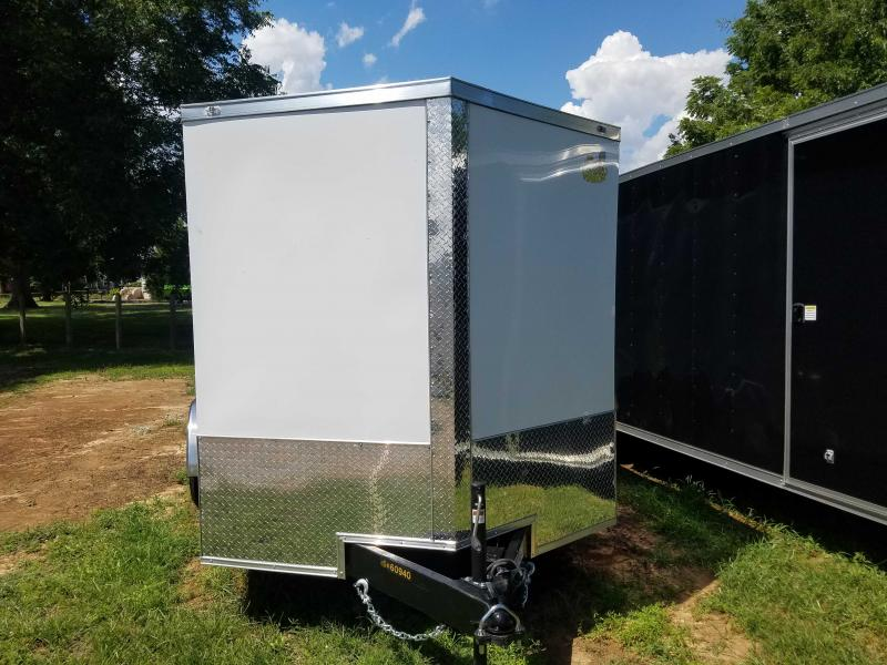 2021 Covered Wagon Trailers CW7X14TA2 Enclosed Cargo Trailer