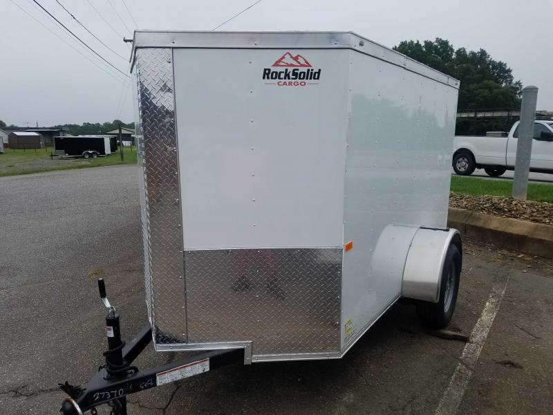 2021 Rock Solid Cargo RS5C8SA Enclosed Cargo Trailer