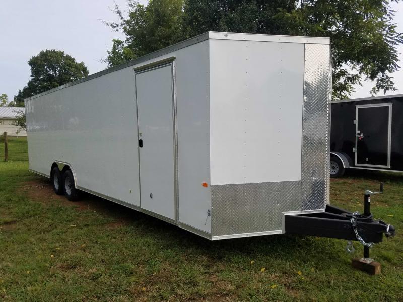 2022 Rock Solid Cargo RS8.5X28TA3 Car / Racing Trailer