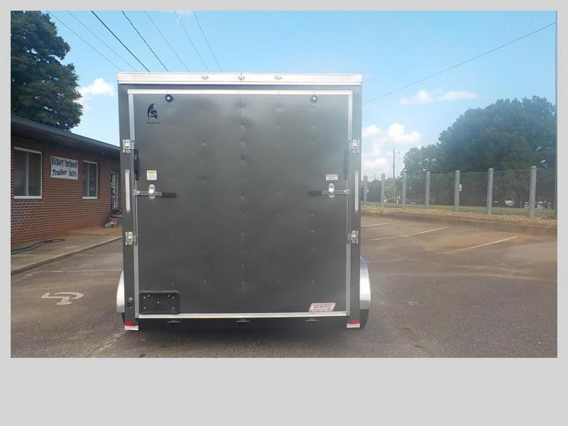 2021 Spartan Cargo SP7X12TA Enclosed Cargo Trailer