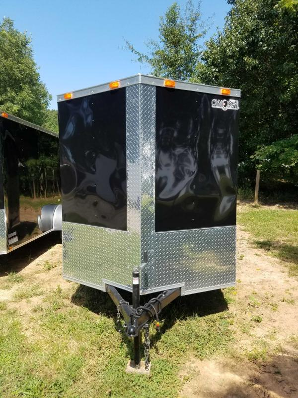 2021 Cynergy Cargo CC612SA Enclosed Cargo Trailer