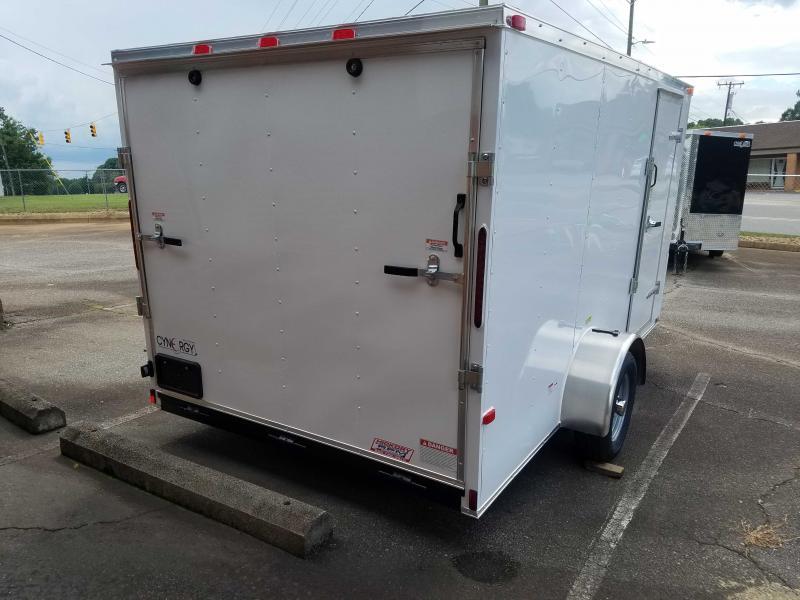 2020 Cynergy Cargo CCL7X12SA Enclosed Cargo Trailer