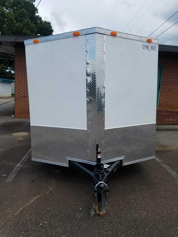 2020 Cynergy Cargo CCL7X12SA Enclosed Cargo Trailer
