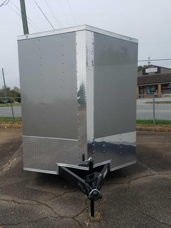 2021 Rock Solid Cargo RS7x16TA Enclosed Cargo Trailer