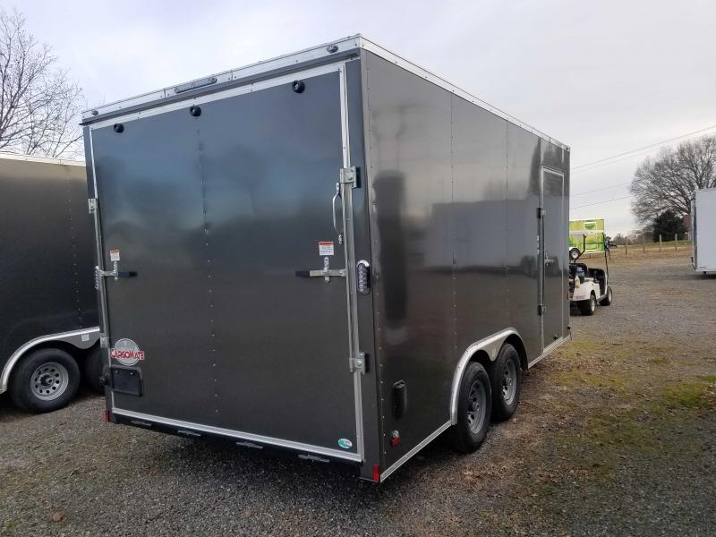 2021 Cargo Mate GANS8.516TA3 Enclosed Cargo Trailer