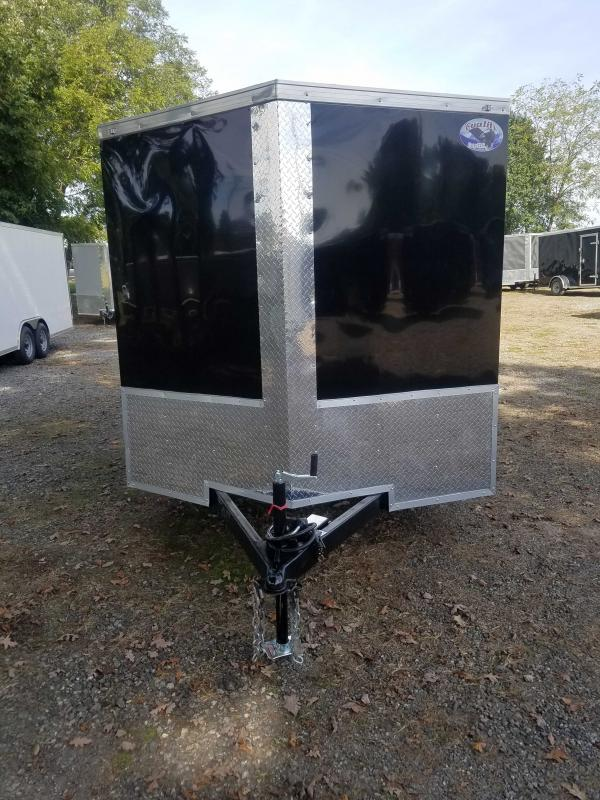 2022 Quality Cargo RS7X14TA Enclosed Cargo Trailer