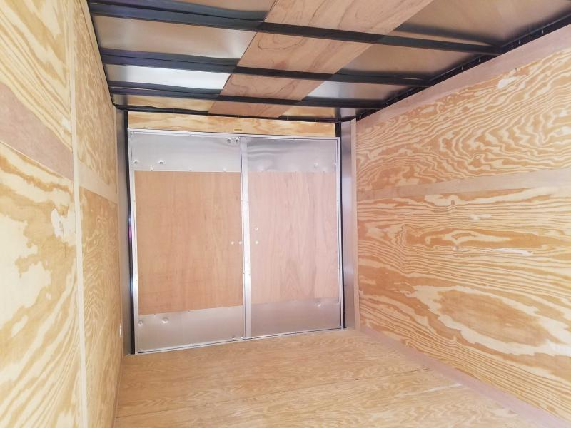 2022 Cargo Mate CM7X16TA Enclosed Cargo Trailer