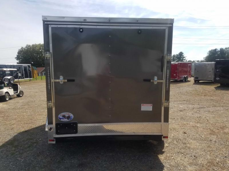 2022 Quality Cargo QC7X12TA Enclosed Cargo Trailer