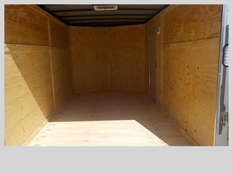 2022 Rock Solid Cargo RS7x16TA Enclosed Cargo Trailer