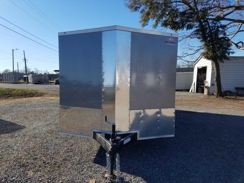 2021 Rock Solid Cargo RS 8.5 X 24 TA2 Enclosed Cargo Trailer