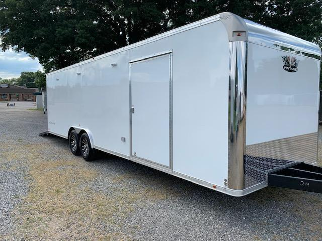 2020 Vintage Trailers Outlaw Car / Racing Trailer