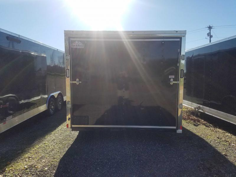 2021 Rock Solid Cargo 8.5 x 20 10K Car Hauler
