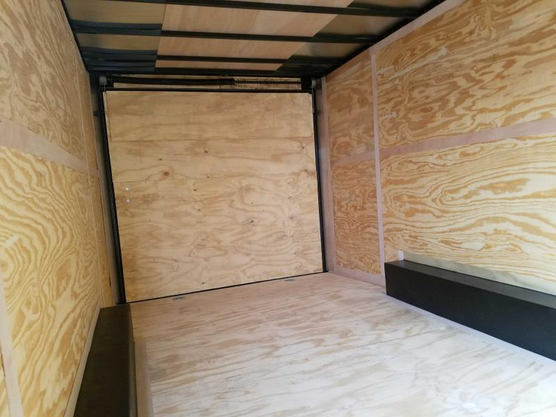 2021 Cargo Mate GANS8.520TA Enclosed Cargo Trailer