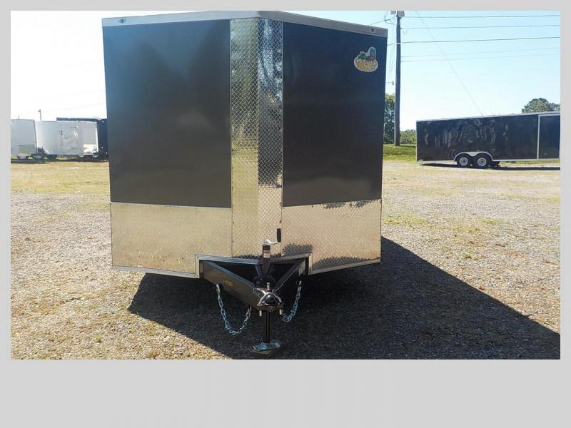 2020 Covered Wagon Trailers CW8.5 X 20 TA2 Dump Trailer