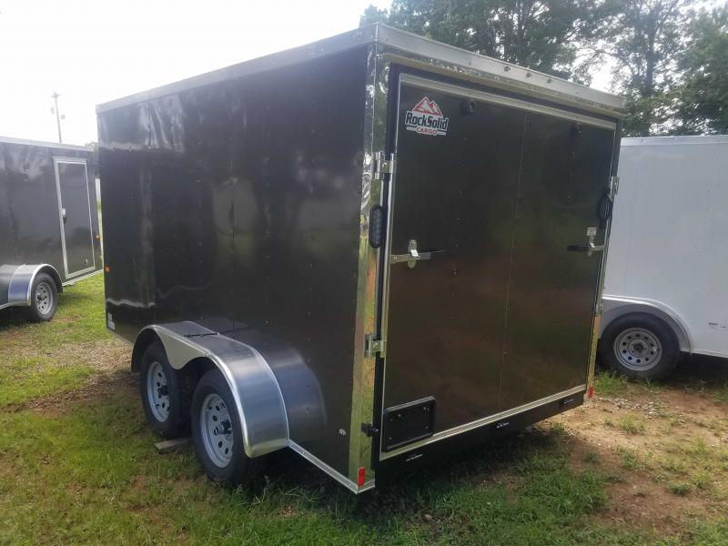 2021 Rock Solid Cargo RS7X12TA Enclosed Cargo Trailer