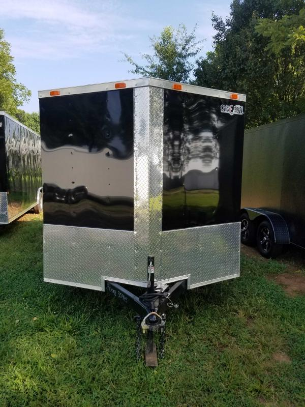 2021 Cynergy Cargo CCL7X14TA Enclosed Cargo Trailer