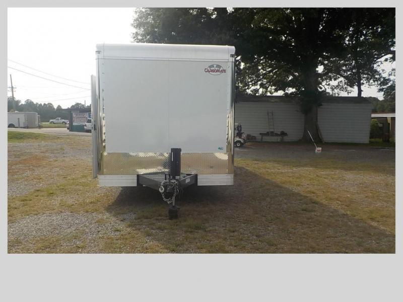 2021 Cargo Mate GAEL8.534TTA4 Car / Racing Trailer