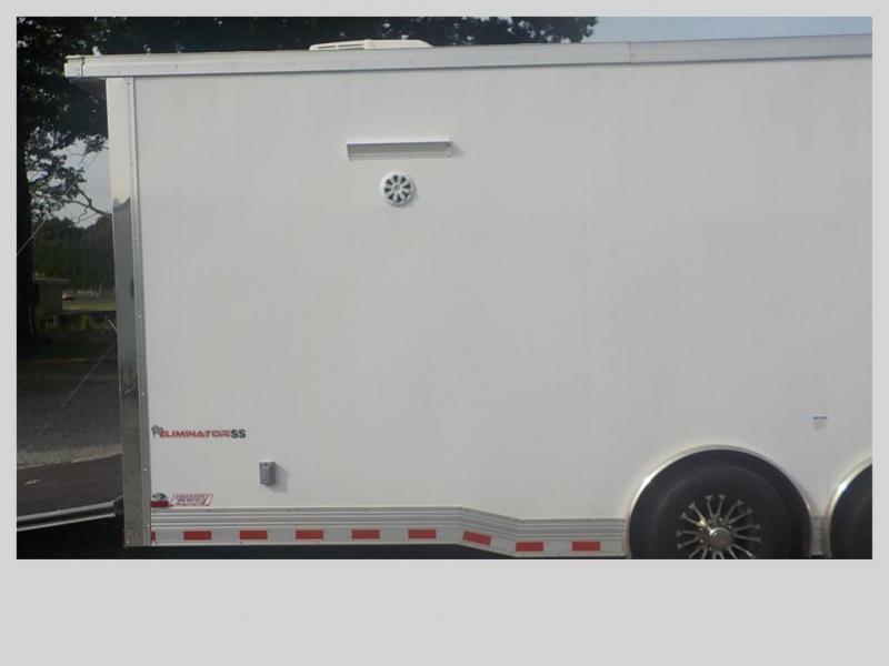 2021 Cargo Mate GAEL8.534TTA4 Car / Racing Trailer