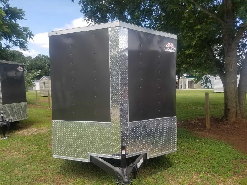 2021 Rock Solid Cargo RS7X12SA Enclosed Cargo Trailer