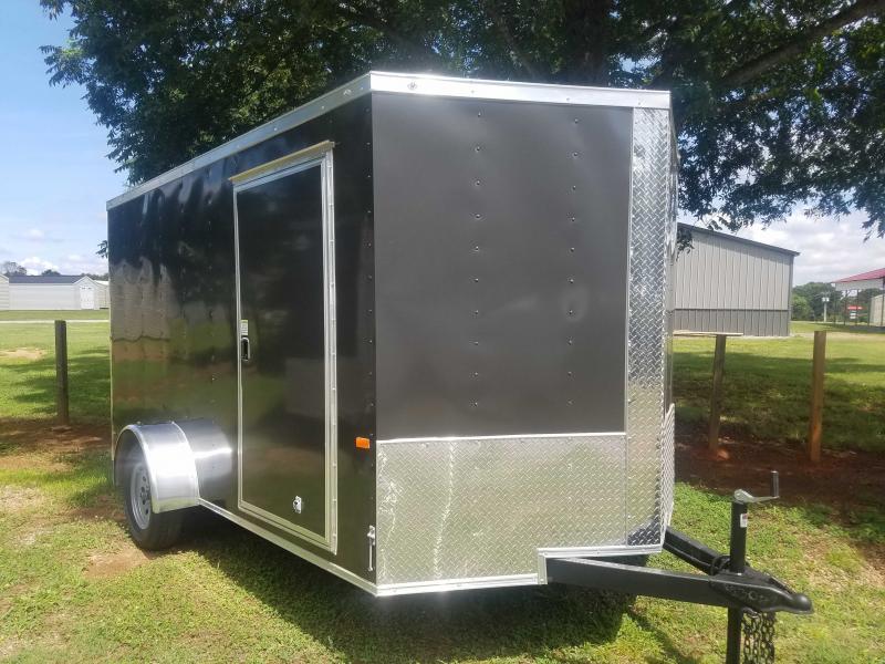 2021 Rock Solid Cargo RS7X12SA Enclosed Cargo Trailer