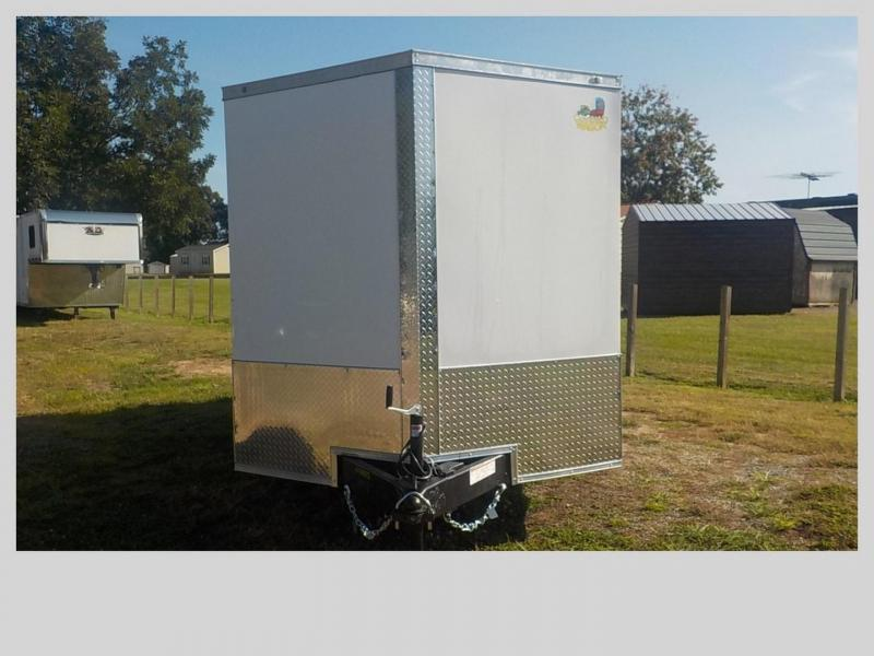 2021 Covered Wagon Trailers CW7X16TA Enclosed Cargo Trailer