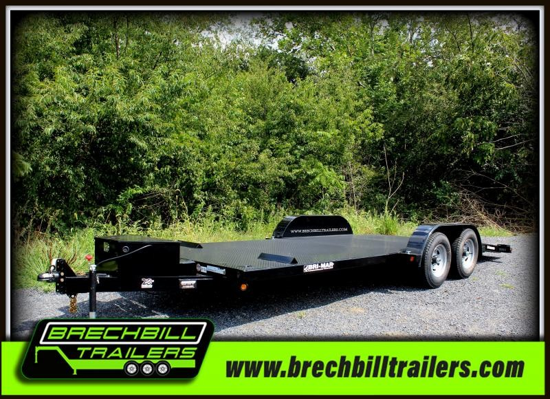 Bri-Mar Car Hauler Trailer (CHT20-10)