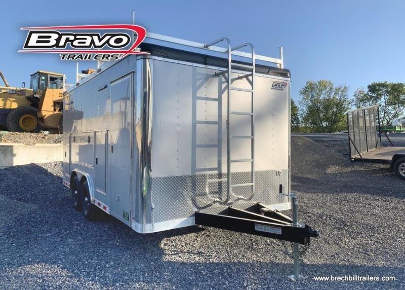 2021 Bravo Trailers ST8516TA3 Enclosed Cargo Trailer