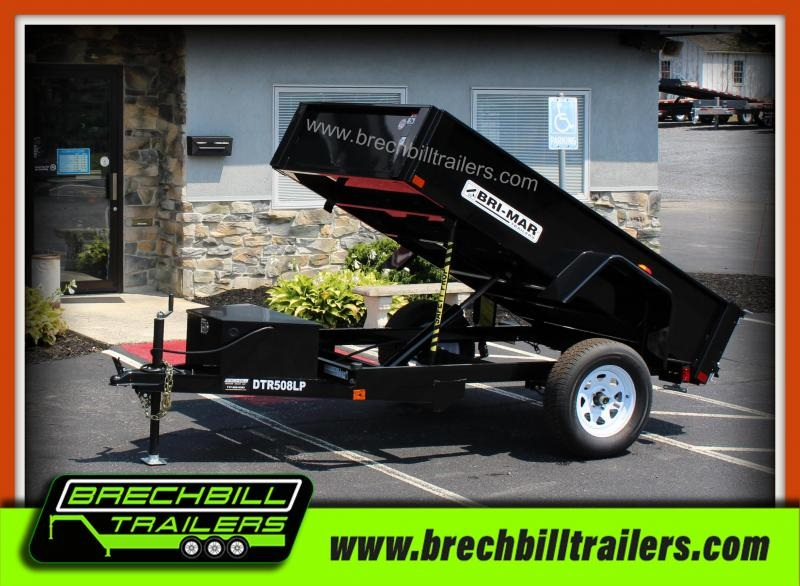 2020Bri-Mar Dump Trailer DTR508LP-3 $81/month