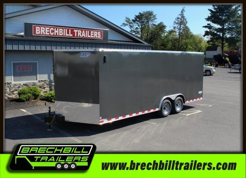 Bravo Trailers SC8520TA3 Enclosed Cargo Trailer