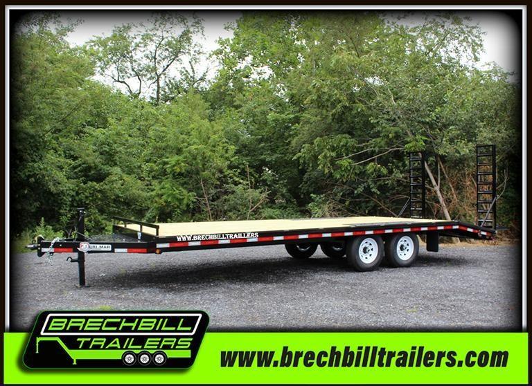 Bri-Mar EH824-14 Equipment Trailer