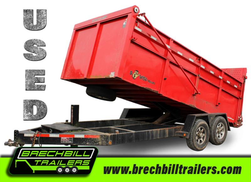 Used Trailers - Dumps - Car Haulers - Enclosed - Equipment - Goosneck - Livestock - Tilt Deck - Utiltiy