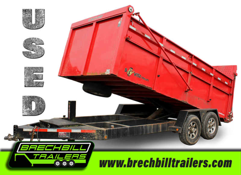 Used Trailers - Dumps - Car Haulers - Enclosed - Equipment - Goosneck - Livestock - Tilt Deck - Utiltiy