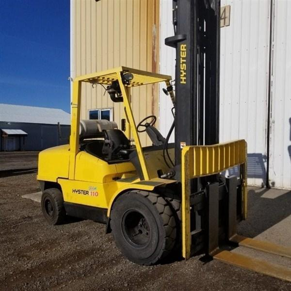 2005 Hyster H 110-XM Forklift