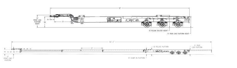 2021 XL Specialized XL BladeMate Other Semi-Trailer