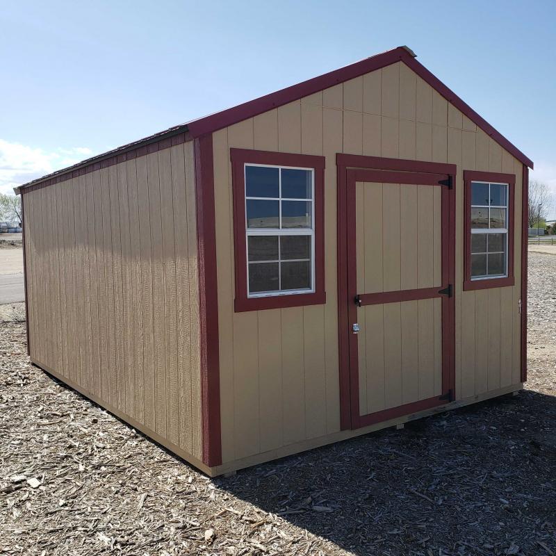 2021 Best Built Sheds The Ranch 12' x 16'