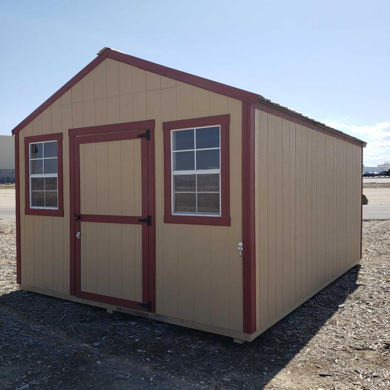 2021 Best Built Sheds The Ranch 12' x 16'
