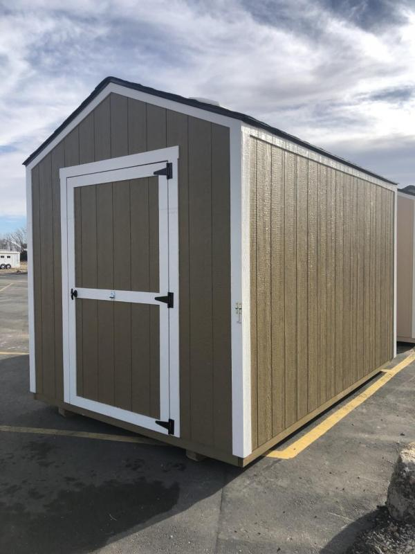 2020 Best Built Sheds The Ranch 10' x 12'