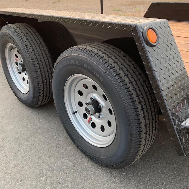 2020 Walton Trailers Walton Car Hauler Equipment Trailer
