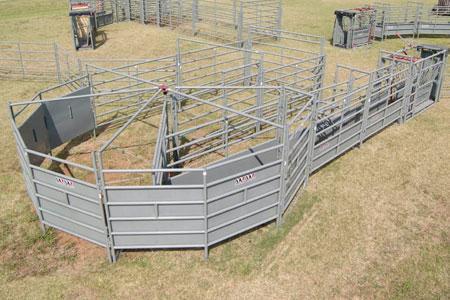 WW Livestock 270 Sweep Livestock System